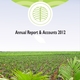Annual Report & Accounts 2012 Presco Plc.