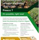 Presco & PalmElit Joint Oil Palm Seedling Promotion/ Free Technical Session